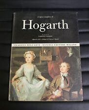 Classici dell'arte Rizzoli - l'opera completa di Hogarth - numero 15