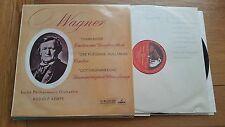Wagner Tannhauser BERLN Orquesta Filarmónica Rudolph Kempe-ALP 1513-Lp
