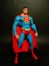 "DC Comic Superman Super Hero Action Figure 7"" Model 18cm Doll Toy"