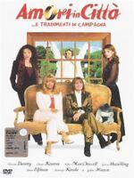 dvd film Amori in Citta' e Tradimenti in Campagna