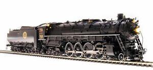 Broadway Limited 4925 HO SP&S E-1 4-8-4 Steam Locomotive Sound/DC/DCC #700