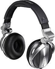 Pioneer HDJ-1500 Professional DJ Headphones (Silver)