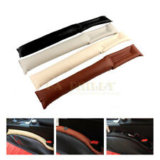 4 Color Car Seat Gap Leakproof Filler Soft Pad Stop Fall Holster Blocker Leather