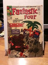 Fantastic Four Vol.1 # 44 - November 1965 - Comic VO US - Marvel Comics