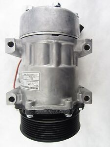 For Dodge D250 91-93 A/C Compressor w/ Clutch Aftermarket 56004657