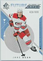 2018-19 SP Authentic FUTURE WATCH #211 Jake Bean 428/999 RC