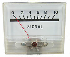 2 Inch Panel Meter: 0-1mA Movement: Great for QRP and Other Homebrew Projects.