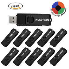 10PCS/Lot Rotating Memory Stick 1GB USB 2.0 Flash Drive Folding Thumb Pen U Disk