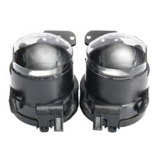 2x Front Fog Light Lamp Housing Suit For BMW 5 Series E60 E61 E46 323i 325i 525i