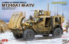 RYE FIELD MODEL US MRAP M1240A1 M-ATV WITH FULL INTERIOR 1/35 RM5032