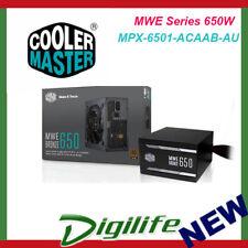 Cooler Master MasterWatt 650W 80PLUS Bronze PSU Power Supply