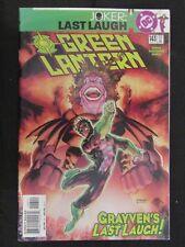 Green Lantern #143 Jim Lee cover Grayven Kyle Rayner Jade
