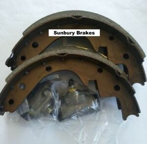HOLDEN Brake Shoes & Cylinders  TORANA LC LJ  (REAR) suit disc front models only