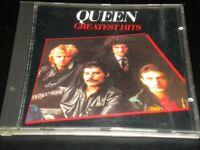 Queen Greatest Hits - CD Album - 17 Tracks - 1981 EMI Original - Freddie Mercury