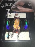 Upper Deck SP Authentica Kobe Bryant Holo Base Lakers Legend HOF 2020