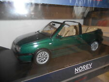 NV188431 by NOREV VOLKSWAGEN GOLF CABRIO 1995 1:18