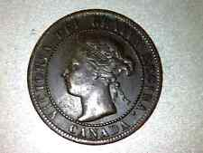1893 CANADA  LARGE CENT   XF+       #XV221