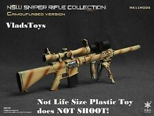 Easy & Simple 1/6  NSW sniper rifle Mk11 Mod0 desert camo 06010 A*Not Life Size*
