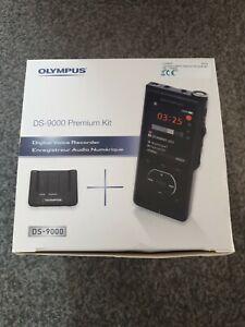 Olympus DS-9000 Pro Digital Dictaphone Premium Kit