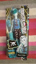 "Monster High Shriekwrecked Shriek Mates Doll - Gillington "" Gil "" Webber"