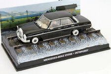 Mercedes-Benz 250SE James Bond Movie Car Octopussy schwarz 1:43 Ixo