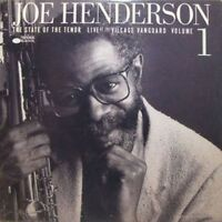 Joe Henderson - State of the Tenor: Live at the Village Vanguard 1 [New Vinyl LP
