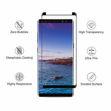 Tempered Glass Full Screen Protector Protective Film For Samsung Galaxy S9 Plus