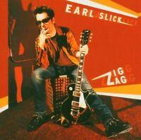 Earl Slick Zig zag (2003, feat. David Bowie..) [CD]