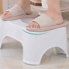 1 pc Toilet Squatty Step Stool Bathroom Potty Squat Aid For Constipation Relief