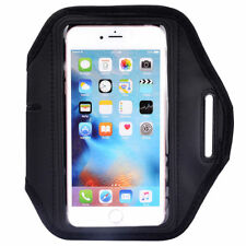 Black Workout Sport GYM Armband For iPhone X / Samsung Galaxy S9 / HTC Desire 12