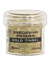 Ranger Embossing Powder 1 Ounce Gold Tinsel