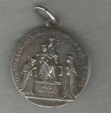 Religious Christianity Medal Nuestra Señora De Nueva Pompeya