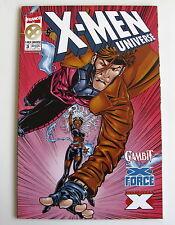 X-MEN UNIVERSE - N°  3 - COMICS  - MARVEL FRANCE