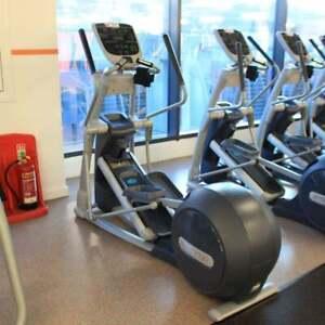 Precor Crosstrainer EFX 835 (LED Console) Elliptical - Commercial Gym Equipment