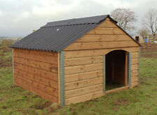 6ft x 6ft Pig Pigmy Goat Sheep Geese Livestock Ark Animal Stable Shelter Shed