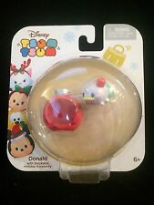 Disney Tsum Tsum  Stackable Holiday Accessory Christmas Figure Donald