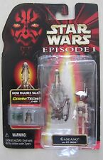 Star Wars Ep1 Gasgano With Pit Droid CommTech Action Figure