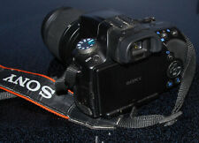 Sony Alpha SLT-A55 16.2MP Digital SLR Camera - Black  w/ DT SAM 18-70mm lens