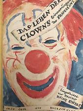 Clowns,  Fratellii Cliwns, Fratellii Erinnerungen, Zirkus,