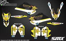 TC 125 TE 250 FC 350 450 Husqvarna enduro graphic kit decals kit 2015 2014 MX