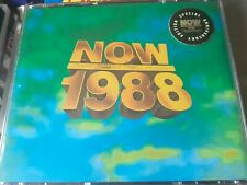 NOW THAT'S WHAT I CALL MUSIC 1988 FAT BOX DOUBLE CD 40 TRACKS