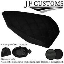 DSG4 BLACK STITCH CUSTOM FOR DUCATI PANIGALE 899 1199 REAR SEAT COVER + WSP