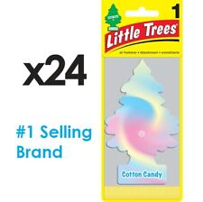 Little Trees Air Freshener Cotton Candy for Toyota Subaru Nissan BMW Jeep Holden