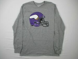 Minnesota Vikings The Nike Tee Long Sleeve Shirt Men's NEW Multiple Sizes