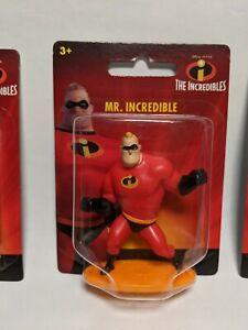Disney PIXAR, The Incredibles, Mr. Incredible, cake topper, new