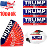 10pack Donald Trump Decal Bumper Sticker 2020 Make Keep America Great US Seller