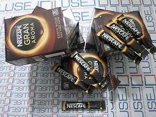 LUSEL - PZ 240 CAFFE' SOLUBILE NESCAFE' GRAN AROMA  MONODOSE ARABICA AMERICANO