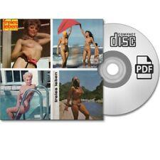 Sammlung 4x FREIES LEBEN FKK Nudism Natur Akt Heft 46/72/186/253 - eBook PDF