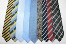 LOT OF 10 CADE'  silk ties MADE IN ITALY. E93968