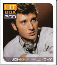 COFFRET 3 CD 45 TITRES JOHNNY HALLYDAY HIT BOX BEST OF 2011